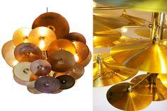 cymbal chandalier