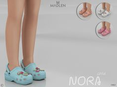The Sims 4 Madlen Nora Shoes (Child) The Sims 4 Kids, Toddler Cc Sims 4, The Sims 4 Bebes, Sims 4 Toddler Clothes, Sims 4 Mods Clothes, Sims 4 Cc Kids Clothing, Sims 4 Teen, Sims 4 Children, The Sims 4 Pc