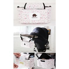 Payment Available!What's PartPay? FREE Shipping on orders over $70 Stroller Multi Organiser When you are out & about with your little bundles, there is no time to waste looking for things in your big nappy bag, right? Keep all the essentials in one place with this beautiful StrollerMulti Organiser.     It attaches to any Stroller Handle Bar and it has a special compartmentto keep the wipes right at hand for any unexpected accident. With two compartmentsfor bottles, a zip po... Bag Storage, Baby Shop, Baby Shower Gifts, Diaper Bag, Baby Strollers, Gym Bag, Shoulder Strap, Organisers, Pouch