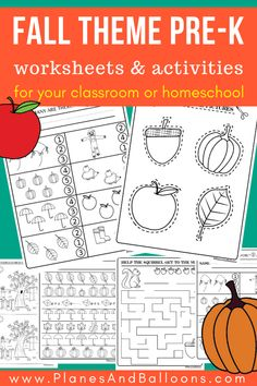 Most recent Free of Charge fall preschool printables Style : Don't you generally wonder tips on how to find the money for it? No matter if you make use of Montessori education as Fall Preschool Activities, Homeschool Kindergarten, Free Preschool, Preschool Printables, Preschool Worksheets, Homeschooling, Preschool Teachers, Montessori Education, Teacher Education