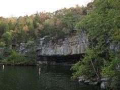Nickajack Cave, TN