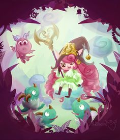dragon trainer lulu - Google Search