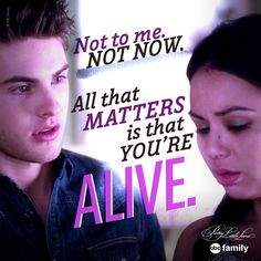 "S6 Ep7 ""O Brother, Where Art Thou"" - #MikeAndMona forever and ever. ❤️‍ #PLL"
