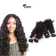 Curly Wave Hair Curtains 4 piece set at Wholesale Rate - - Buy Hair Extensions, Hair Products Online, Hair Shop, Malaysian Hair, Wave Hair, Virgin Hair, Curly Hair Styles, Wigs, Curtains