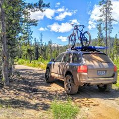 Tyler On Instagram Explore Oregon Bend Cayenne Lifted Turbo Porsche Porscheclub Overland Adventure Offroad Offroading Offroadnation