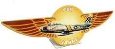 Vintage and Retro Tin Signs - JackandFriends.com - Retro F86 Sabre Table Topper  12 x 4 Inches, $14.98 (http://www.jackandfriends.com/retro-f86-sabre-table-topper-12-x-4-inches/)