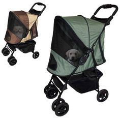 Pet Gear Happy Trails Pet Stroller - PetSmart I am on my second stroller which is used daily for 8 years. Love this item and company