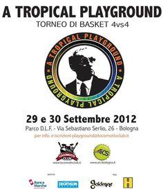 ❂ A TROPICAL PLAYGROUND # Basketball 4 vs 4    29.30/09