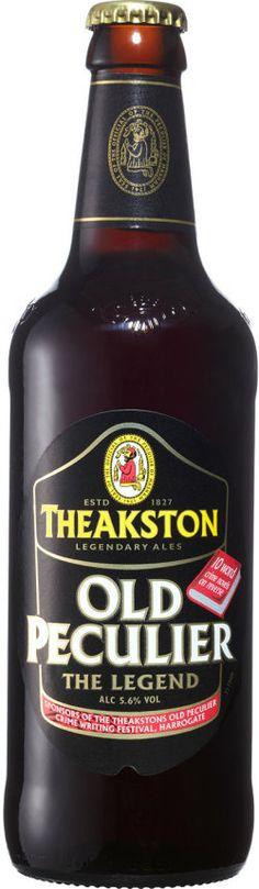 Rate Beer Website. Theakston Old Peculier (Bottle)