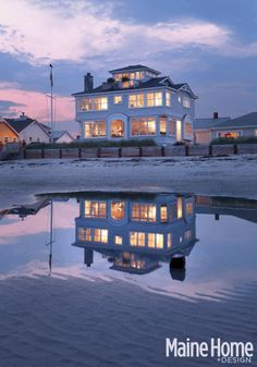 My favorite house on Higgins Beach