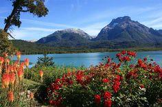 Argentina-Bariloche-Lago Nahuel Huapi