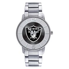 Oakland Raiders Mens All Pro Watch