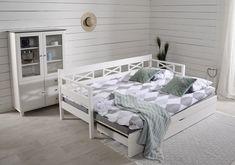 Vuodesohvasta on moneksi Decor, Furniture, Toddler Bed, Home Decor, Bed