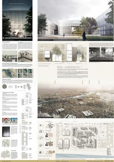 Results of Mosul Postwar Camp, a worldwide architecture competition for students...  #Architecture #Camp #competition #Mosul #Postwar #Results #students #worldwide #Arte Gráfico #Artesanías De Navidad #Buenos Dias Frases ? Sketchbook Architecture, Poster Architecture, Concept Board Architecture, Masterplan Architecture, Architecture Presentation Board, Cultural Architecture, Architecture Graphics, Architecture Portfolio, Landscape Architecture