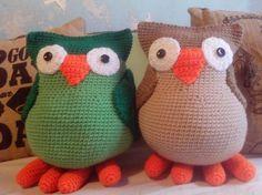 Almohadones tejidos al crochet infantiles - Imagui