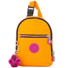 For ages 3-8: Kipling Zoey Snap-On Case