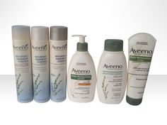 #Win an Aveeno prize pack w/ over $40 worth of products (04/01) via @NaturalmentMama #MuyLatinas