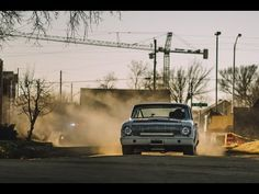 Tick Tock. - A.K.'s 1963 Ford Falcon - YouTube