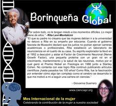 Borinqueña Global: Rita Levi_Montalcini