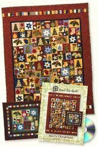 Pattern Lunchbox Quilts Merry Christmas.JPG (292626 bytes)