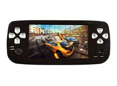 Handheld Game Console , Portable Video Game Console Inch Screen 653 Classic Games , Birthday Present for Children - Black for kids video games video games Portable Game Console, Portable Video Games, Blacked Videos, Popular Kids Toys, Video Game Reviews, Movie Camera, Presents For Kids, Birthday Presents, Video Game Console