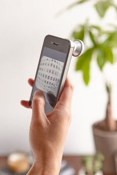Fisheye Phone Lens