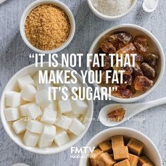 Discover the truth about sugar in Hungry For Change!  Watch it now on FMTV www.fmtv.com