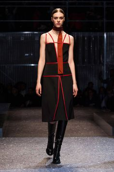 Prada Fall 2014 Ready-to-Wear Collection  - ELLE.com