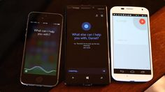 #WindowsPhone's Personal Assistant, #Cortana Battles #Siri & #GoogleNow