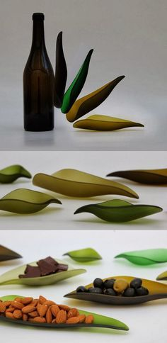 Maria Bang Espersen is a creative artist from Denmark that created this series without any high temperature remelts making them much more e...
