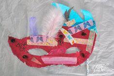Prendre le temps - Voyageons Ludique - Masque vénitien - Venise - Italie - carnaval