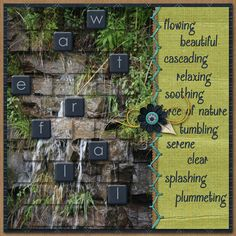Created with Temptations Vol 38 and Take Note from Wendy Tunison Designs