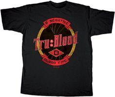 True Blood shirt.