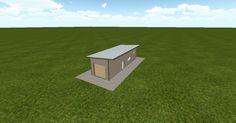 3D #architecture via @themuellerinc http://ift.tt/2ptGPAz #barn #workshop #greenhouse #garage #DIY