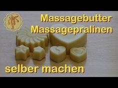 Massagebutter – Wellness und Pflege – Kräutergarten Magazin