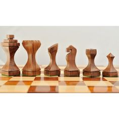 Unique Square Base Shesham Wood Staunton Chess Set http://www.chessbazaar.com/chess-pieces/wooden-chess-pieces/unique-square-base-shesham-wood-staunton-chess-set.html