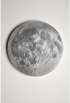 The MOON: Remote controlled moon with real phases.  *sigh* makes me miss NASA