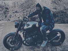 Ziel ein Stück näher Stuck, Old School, Motorcycle, Vehicles, Goal, Rolling Stock, Motorcycles, Vehicle, Motorbikes