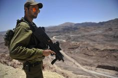 As the summer sun beats down on Israel, IDF soldiers are standing in full uniform. In some parts of the country, the temperature is 106 degrees Fahrenheit today! PIN to wish our soldiers a safe and cool summer.