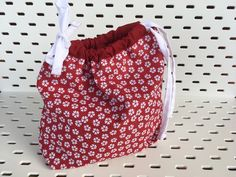 Fabric drawstring bag you can use like gift bag or decorations for your winter needs. Christmas Settings, Gift Bags, Bag Making, Etsy Seller, Decorations, Trending Outfits, Winter, Handmade Gifts, Fabric