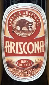Cerveza Artesanal Ariscona, Treinta y Tres Uruguay