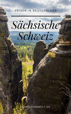 Die Sächsische Schweiz ist ein wunderbares Ziel für Reisen in Deutschland. Hier erfährst du, warum!