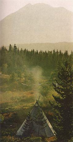 Gifford Pinchot National Forest, Washington (1971