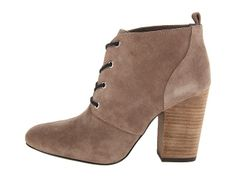 Love that chunky heel   GLANCE by Zappos.