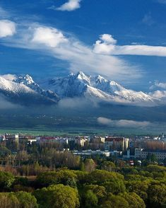 Poprad, Slovakia Big Country, Eastern Europe, Where To Go, Looking Back, The Good Place, Vacation, Mountains, Travel, Beauty