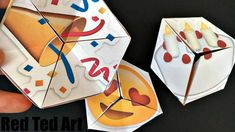 Super fun and easy DIY Emoji Paper Toy - make your own Party Emoji Kaleidoscope. A perfect New Year's Eve Activity or fun for a Birthday Party too!