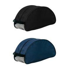 COD.MB025 Bolso Porta-Zapatos modelo ideal para viajes, golf o todo tipo de deportes, en tela Poliéster 420D.