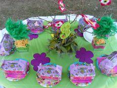 Fantasy Forest Kids theme decor Cherry Plum Events Gauteng