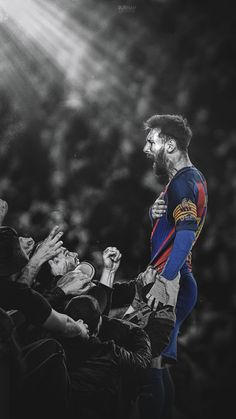messi wallpaper by georgekev - - Free on ZEDGE™ Messi Vs Ronaldo, Ronaldo Football, Messi Soccer, Messi 10, Cristiano Ronaldo, Football Football, Beckham Football, Football Players, Psg