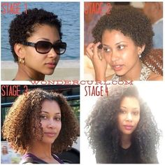 In June, we featured 10 Inspirational Photos of Amazing Natural Hair Journeys. Now we are back with eight more. First is Jess of Mahoganycurls. Check out her 2009 to 2014 growth. Next is another g…